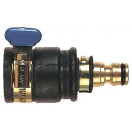 Tap Connector Smooth 20-30mm