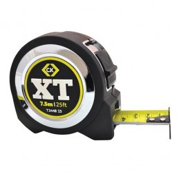 XT Tape Measure 7.5m / 25ft