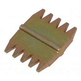 Scutch Comb Bit 25mm Bag/10