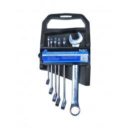 BlueSpot 6 PCE Metric Combination Spanner Set (8-17mm)