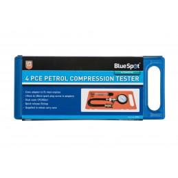 BlueSpot 4 PCE Petrol Compression Tester