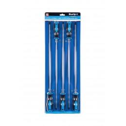 BlueSpot 5 PCE 450MM Long Screwdriver Set