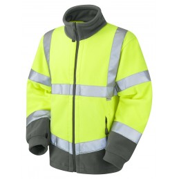 Leo Workwear Hartland Fleece Jacket