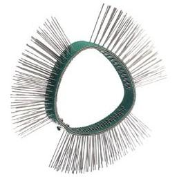 100 x 11mm Straight Wire Brush