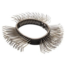 100 x 11mm Bent End Wire Brush