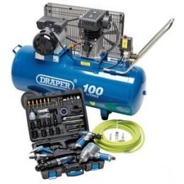 Jumbo Air Tool and Compressor Kit