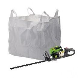 Petrol Hedge Trimmer and Waste Bag