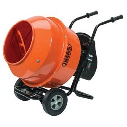 160L Cement Mixer (Part Assembled)