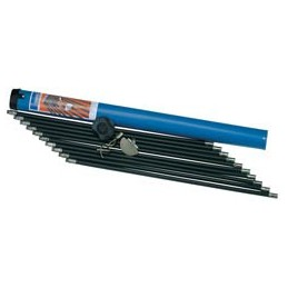 9M Polypropylene Drain Rod Set in Case (13 Piece)