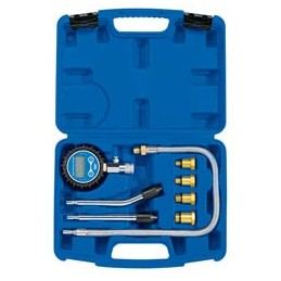 Digital Petrol Compression Test Kit (8 Piece)