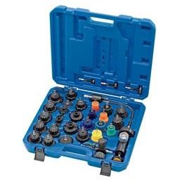 Radiator and Cap Pressure Test Kit (33 Piece)