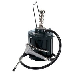 Dual High Volume High Pressure Grease Pump