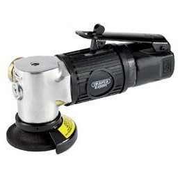 Compact Soft Grip Air Angle Grinder Kit (50mm)