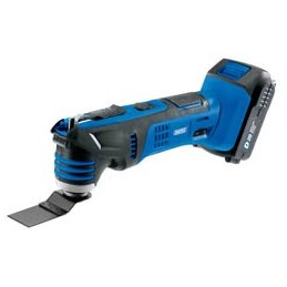D20 20V Oscillating Multi Tool with 1x 2Ah Battery and Charger