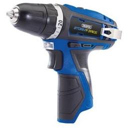 Draper Storm Force&174 10.8V Power Interchange Cordless Rotary Drill (Sold Bare)