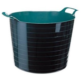 Multi Purpose Flexible Bucket - Green (40L)
