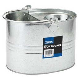 Galvanised Mop Bucket (9L)