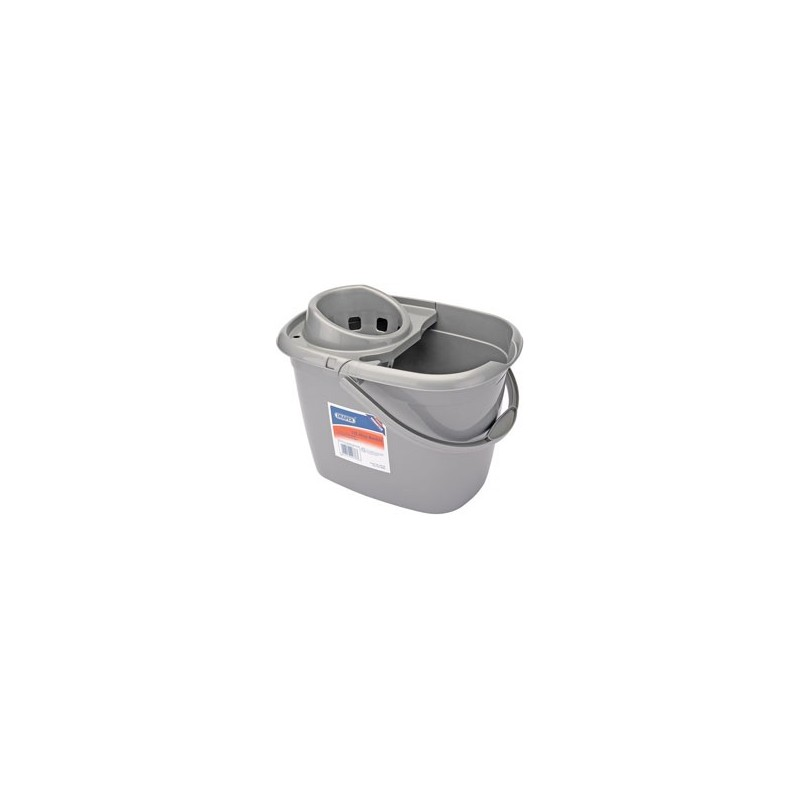 Plastic Mop Bucket (12L)