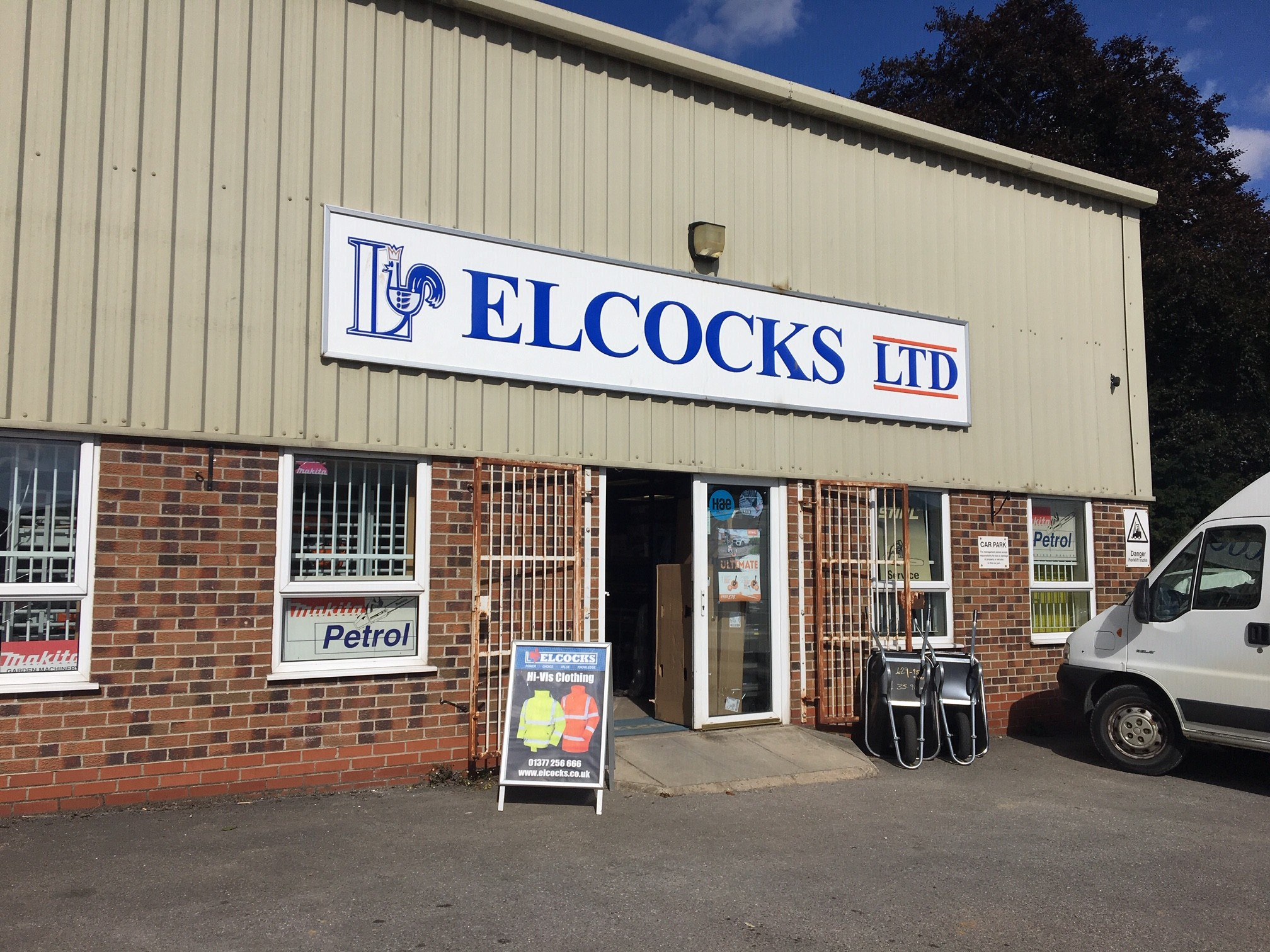 Elcocks Driffield